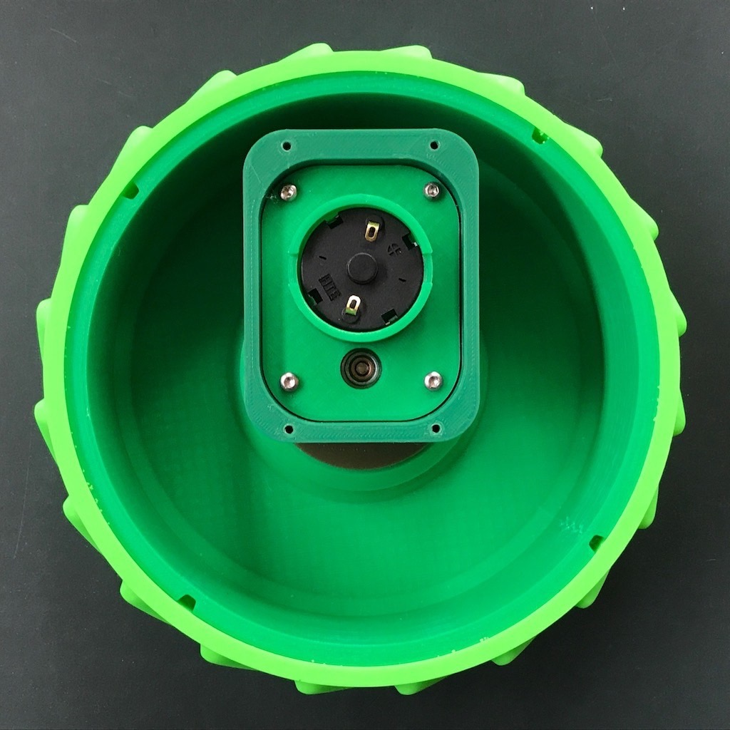 PiMowBot NG-Antriebsrad-Getriebemotor