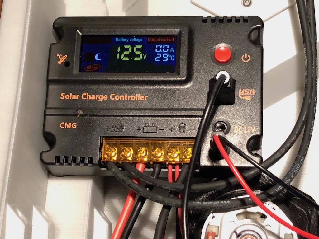 PiMwBot-Solarladeregler