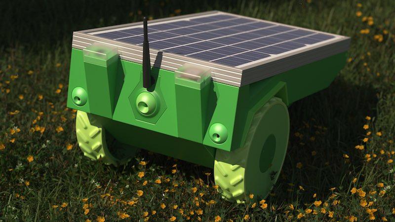 PiMowBot-Prototyp
