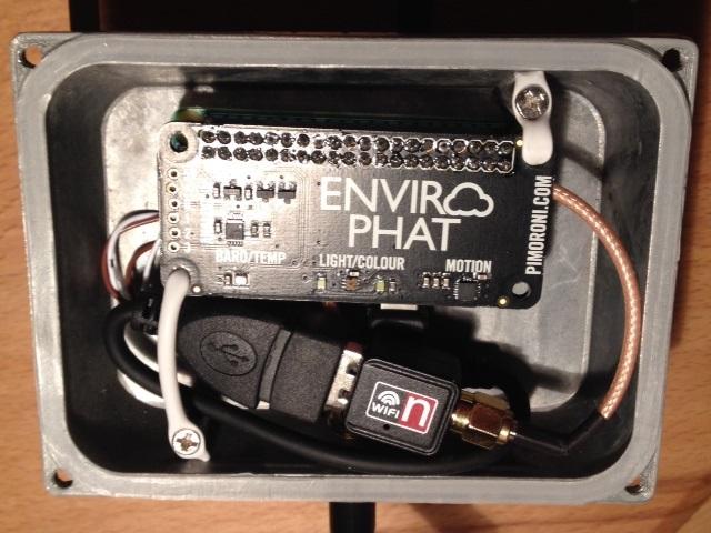 PiTS-EnviropHAT