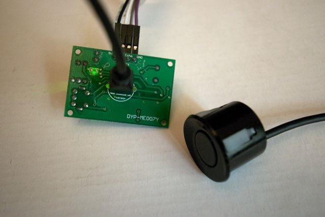 Ultraschall Entfernungsmesser Schaltplan : Pius = der smarte π ultraschall sensor